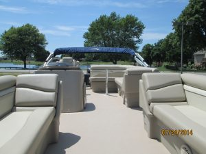 New Rental Pontoon